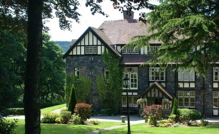 Lake Vyrnwy Hotel and Spa, Wales