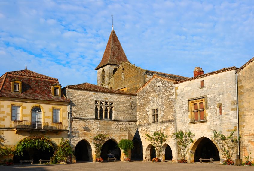 Montapzier, France