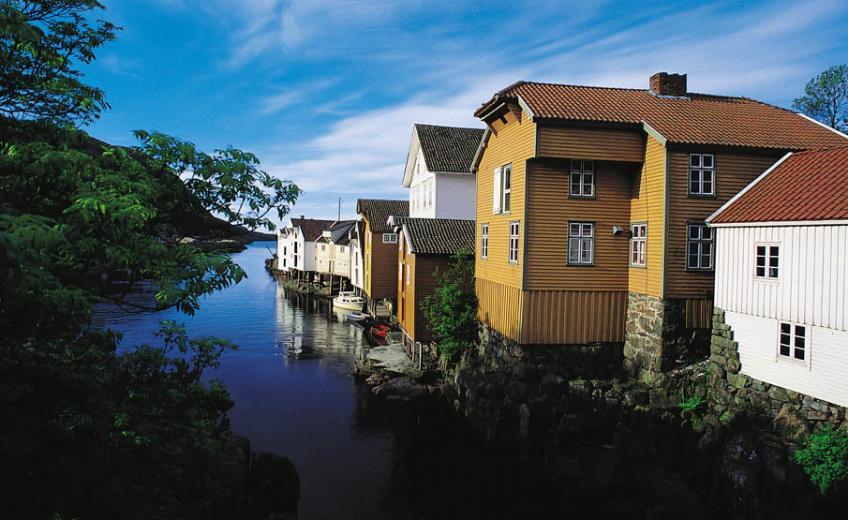 Sogndalstrand Kulturhotell, Norway I Historic Hotels of Europe