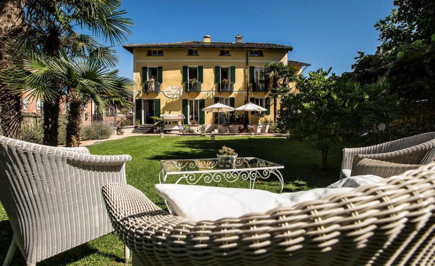 Villa Carona, Switzerland I Historic Hotels of Europe