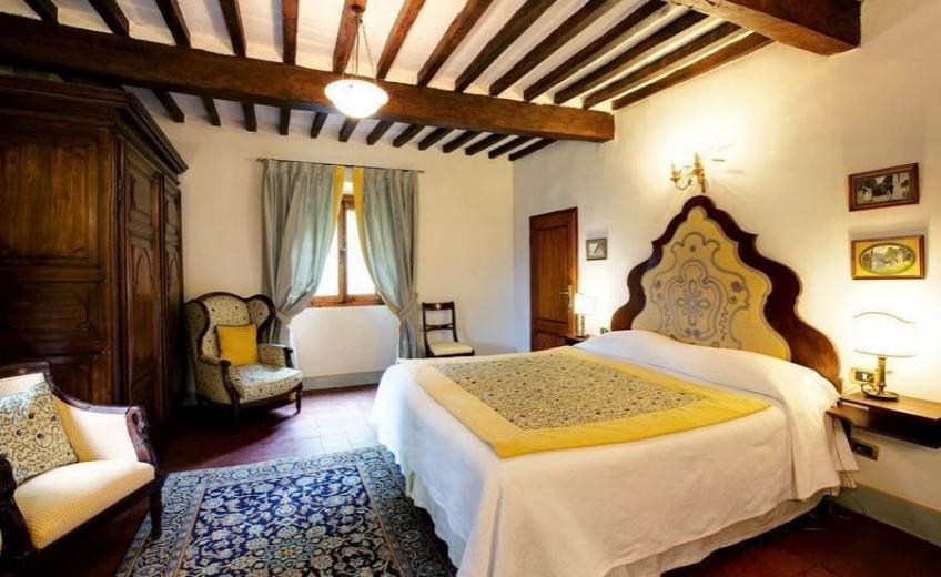Villa Le Barone, Italy I Historic Hotels of Europe