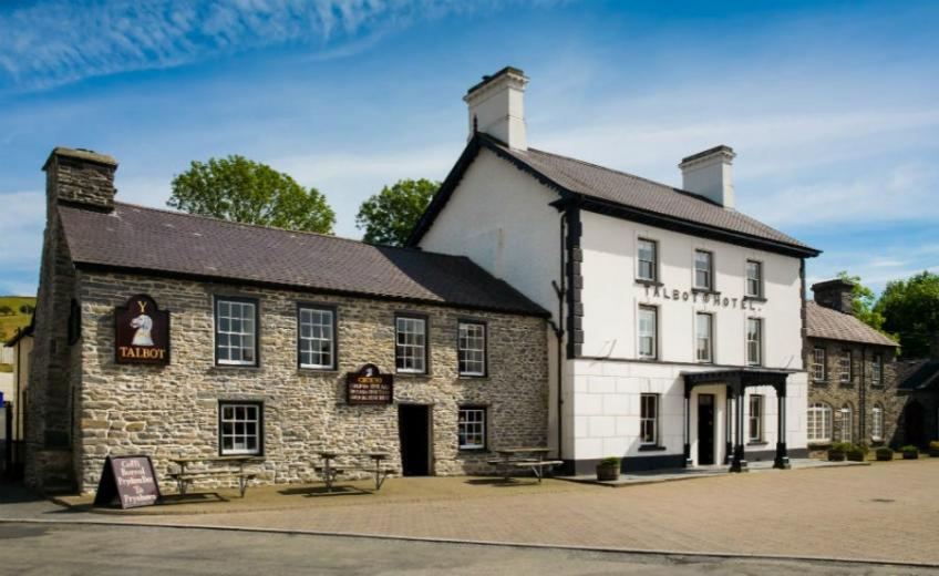 Y-Talbot, Wales I Historic Hotels of Europe
