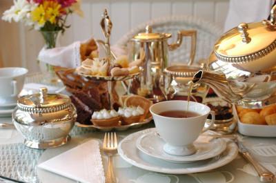 Best afternoon tea in Europe
