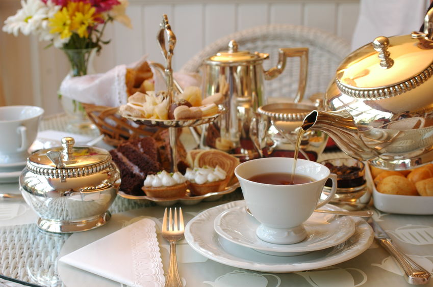 Best afternoon tea in Europe
