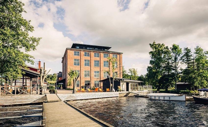 Naas Fabriker Hotell & Restaurant, Sweden