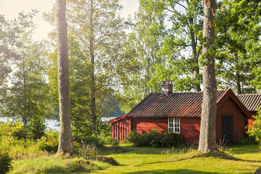 Smaland, Sweden.