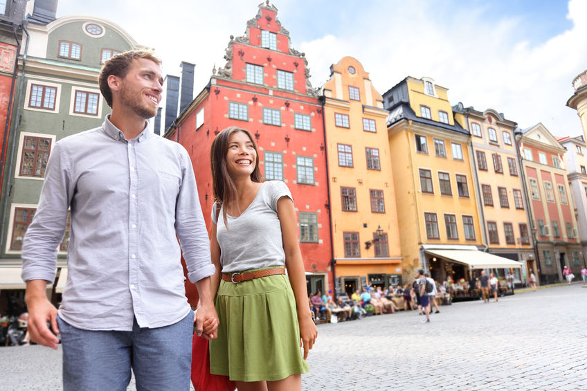 Happiest countries in Europe - Sweden