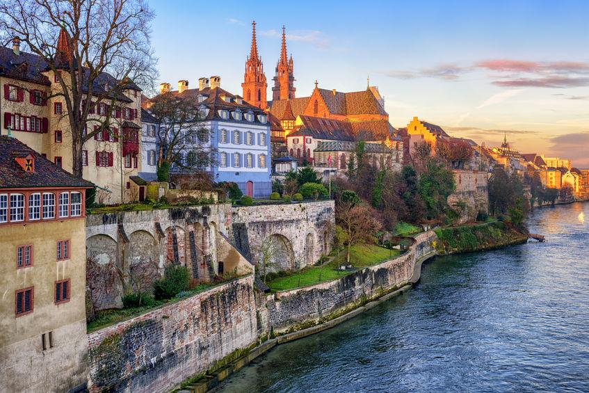 Happiest countries in Europe - Switzerland