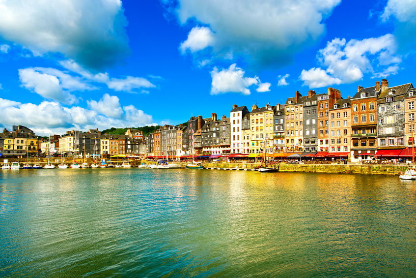 normandy, france, europe