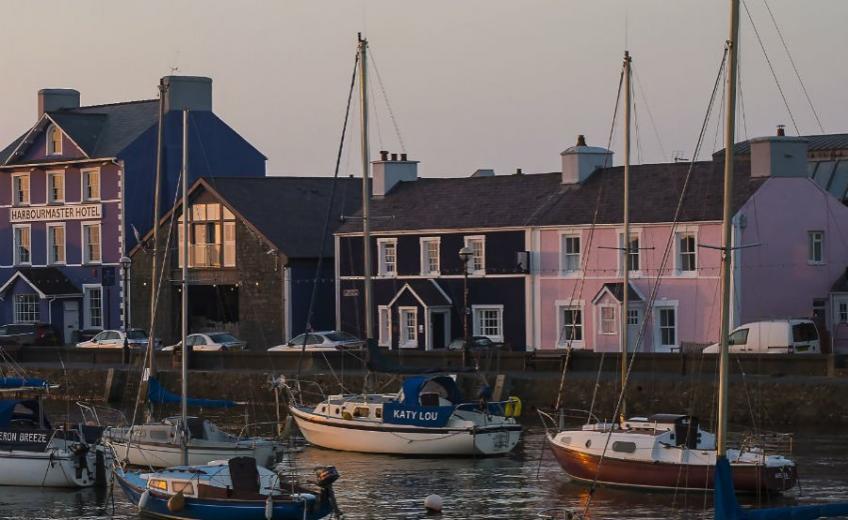 Harbourmaster, Wales