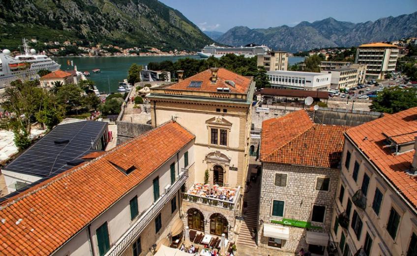Hotel Cattaro, Montenegro