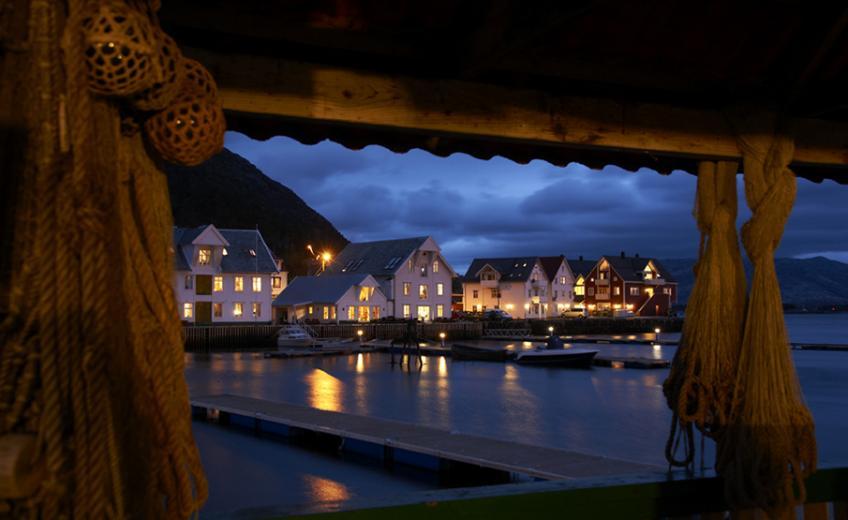 Knutholmen, Norway