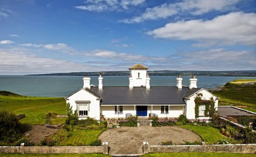Moy House, Ireland