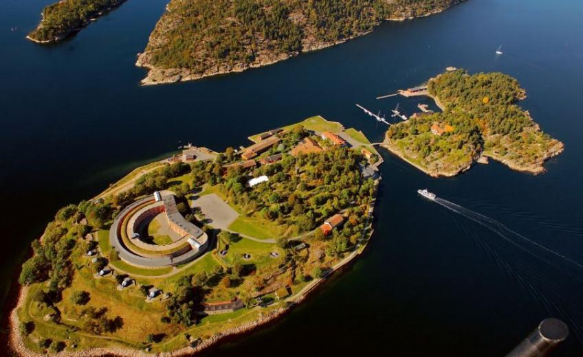 Oscarsborg Hotel & Resort, Norway