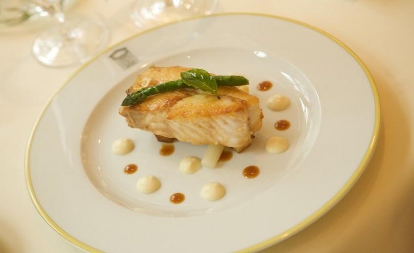Restaurant Patrick Guilbaud- Dublin