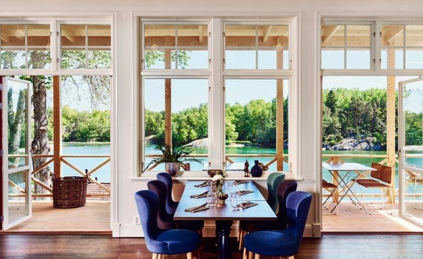 Smådalarö Manor2, Sweden