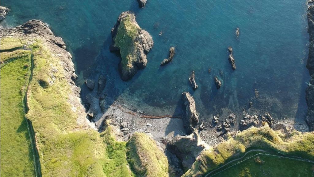 Aberfelin Coast, near St Davids