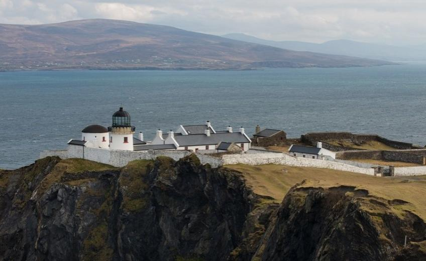 Clare Island Lighthouse Ireland