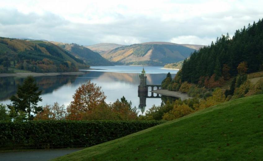 Lake Vyrnwy- Powys, Wales