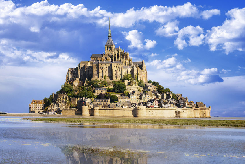 58486853 - mont saint michel - normandy - france