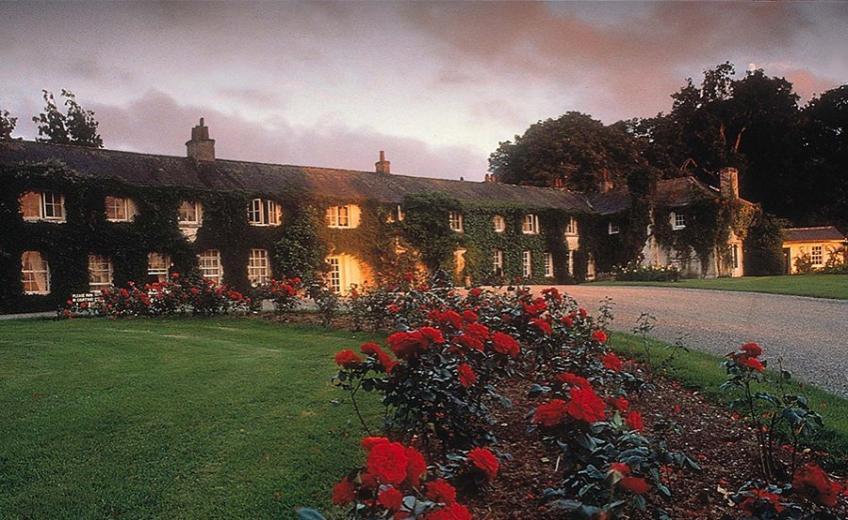 Rathsallagh House, Ireland