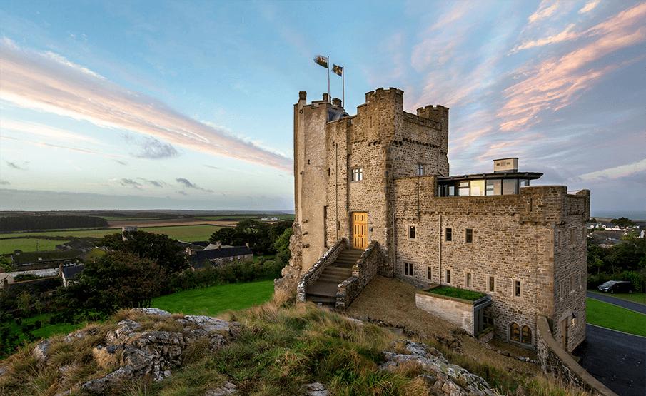 Roch Castle, Pembrokeshire - Wales