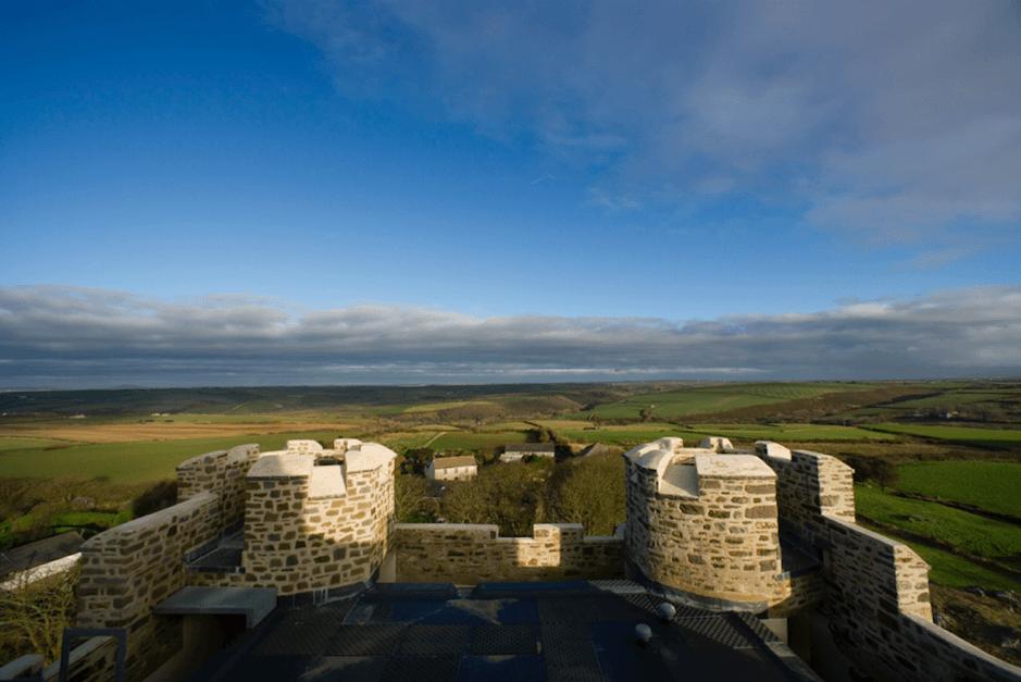 Roch Castle- Roch, Wales