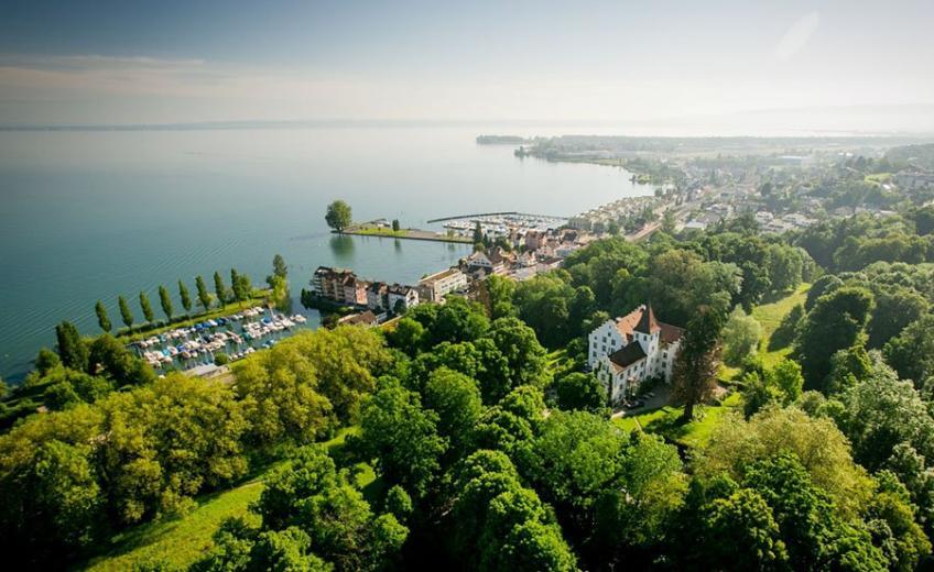 Schloss Wartegg- Bodensee, Switzerland
