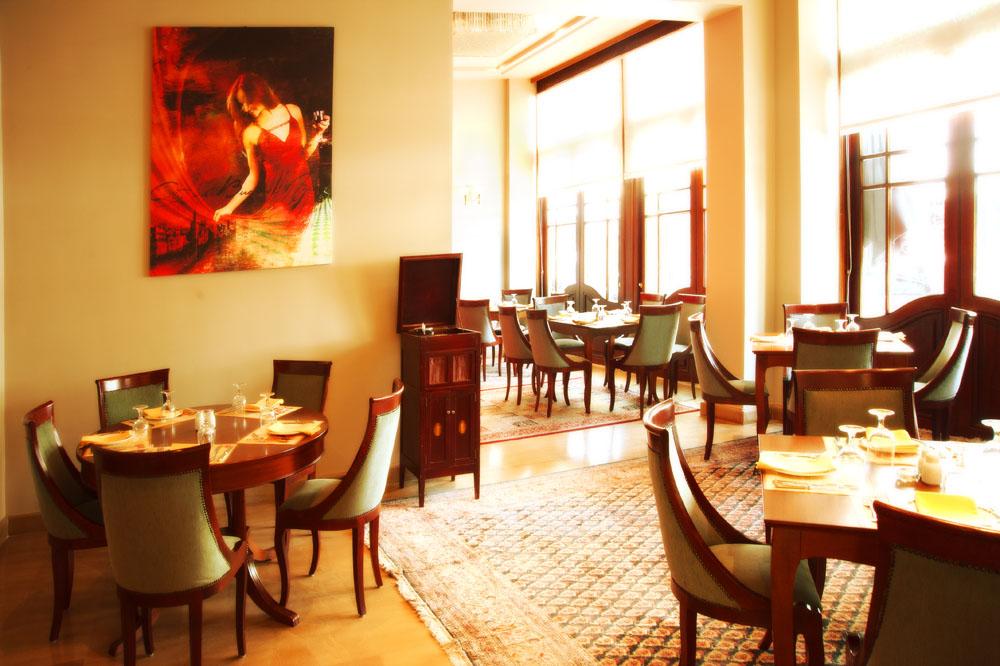 Bristol Thessaloniki Restaurant, Greece