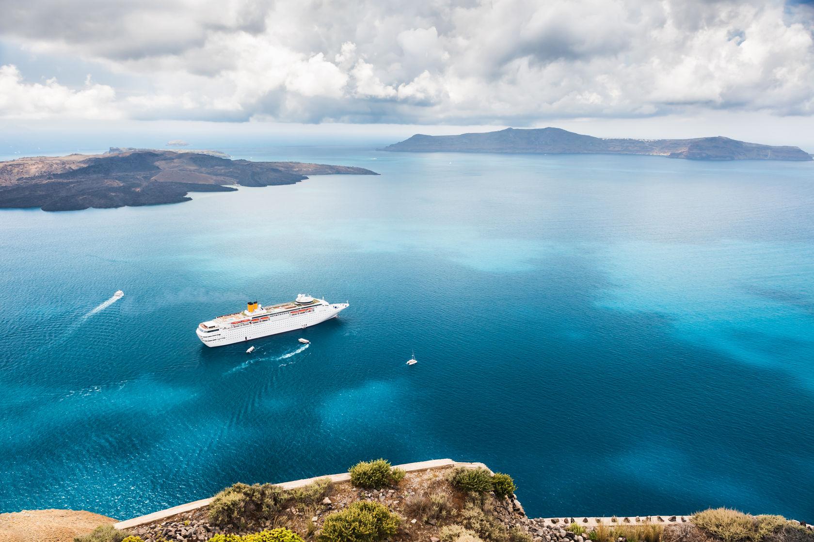 Greek islands - Itinerary