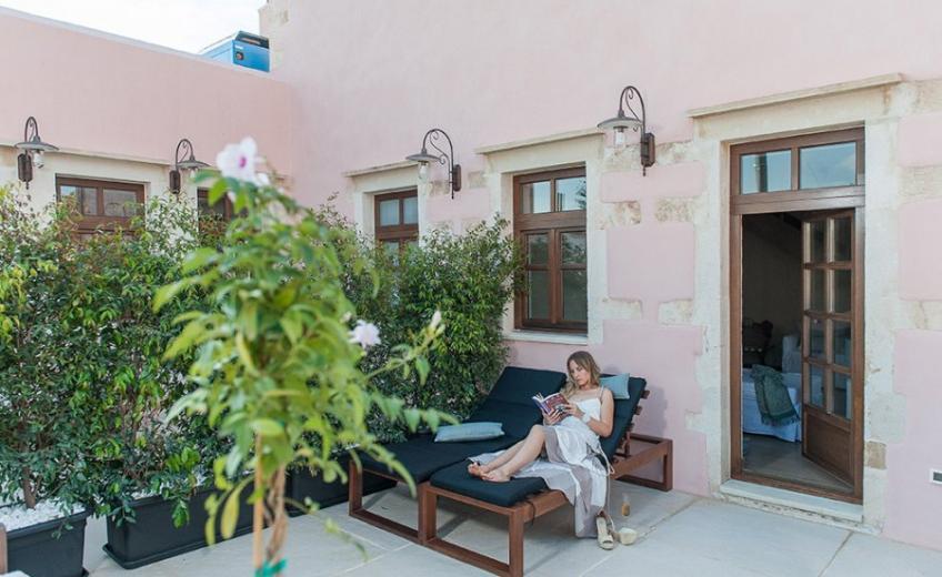 Serenissima Boutique Hotel, Chania, Greece