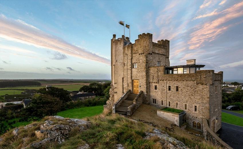 Roch Castle,Wales