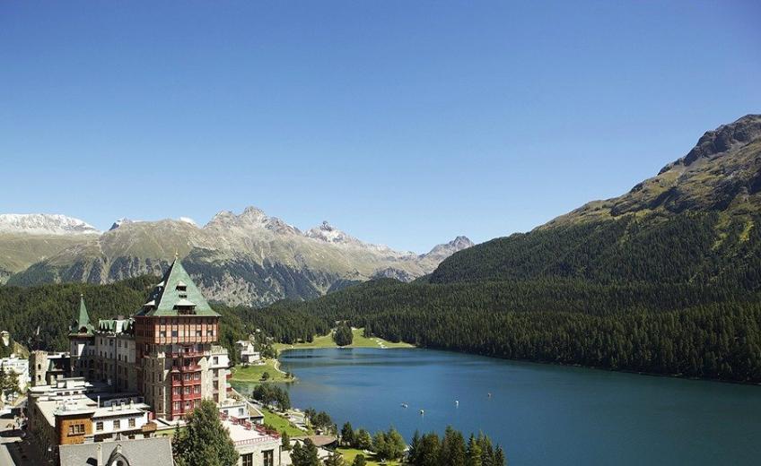 Badrutt's Palace Hotel Switzerland