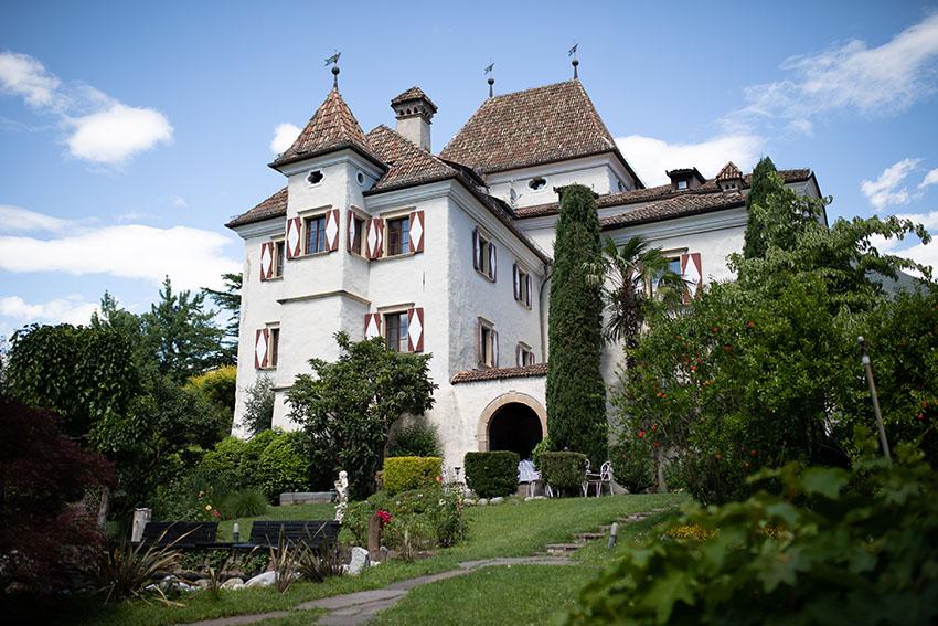 Castel Rundegg, Meran, Italy