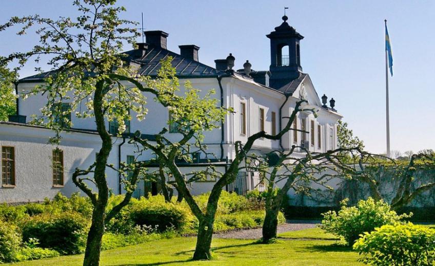 Gimo Mansion, Sweden