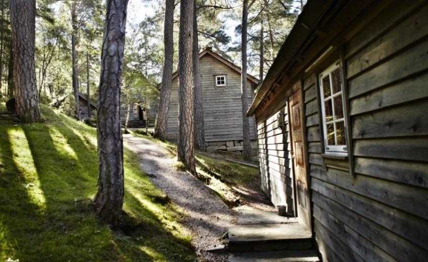 Hardingasete, Norway