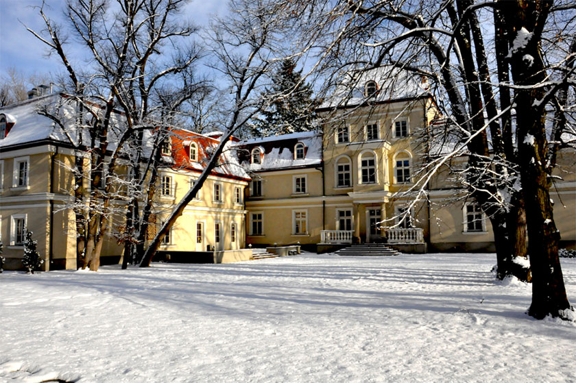 Sierakow-Manor-Hotel--Krakow,-Poland