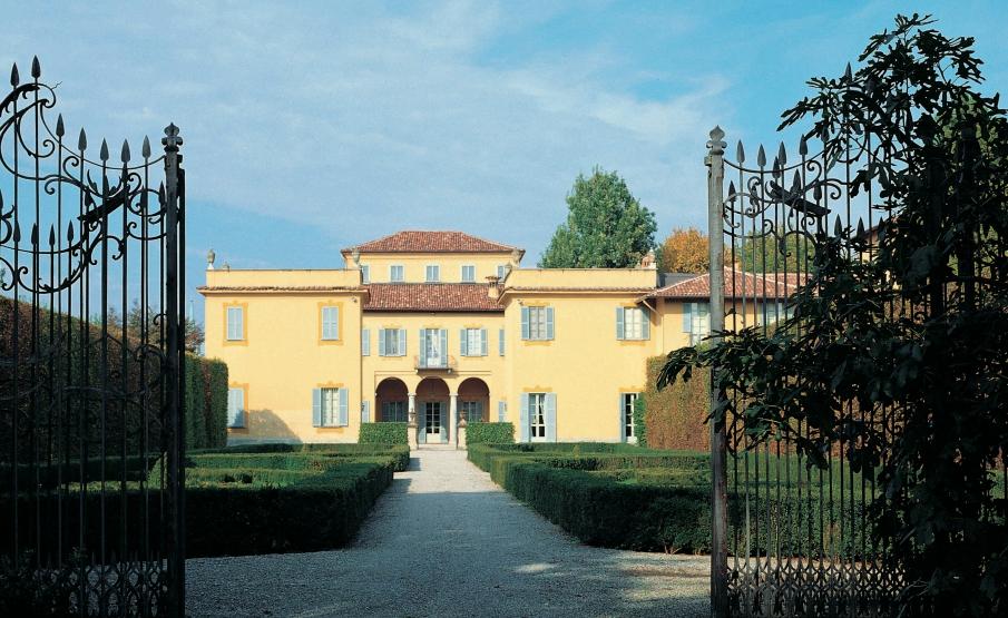 Villa Medici Giulini, Briosco, Lombardy - Italy