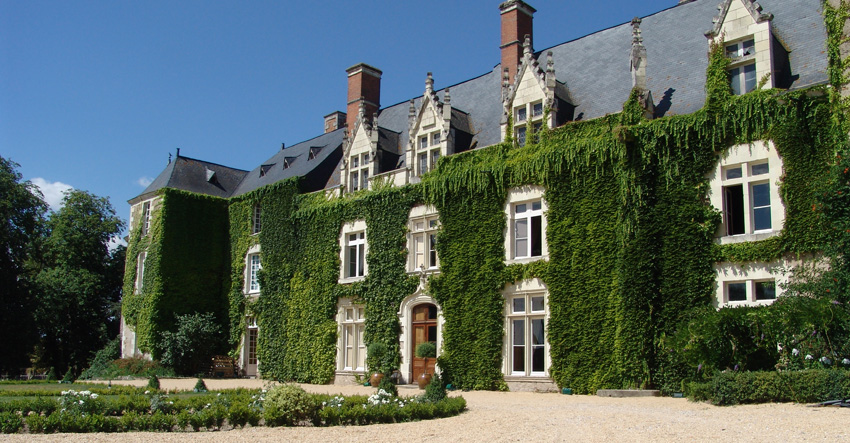 Chateau de l´Epinay, France
