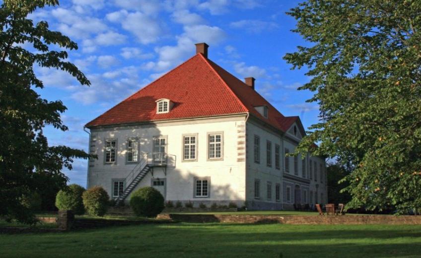 Chateau-Västanå-Småland-Sweden
