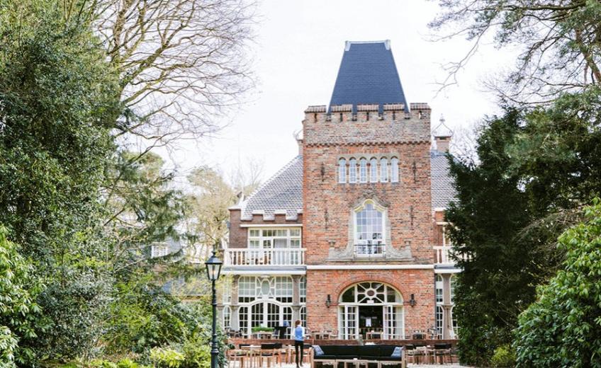 Kasteel-Kerckebosch-Utrecht-Netherlands