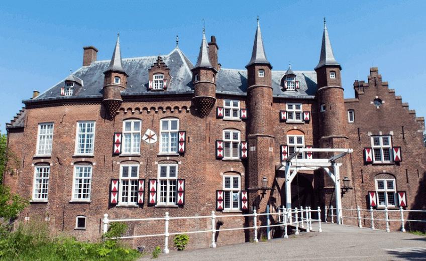 Kasteel Maurick-North-Brabant-Netherlands