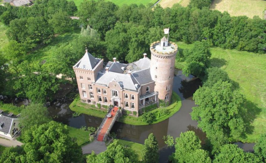 Kasteel-Sterkenburg-Utrecht-Netherlands
