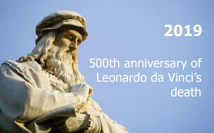 Leonardo-anniversary