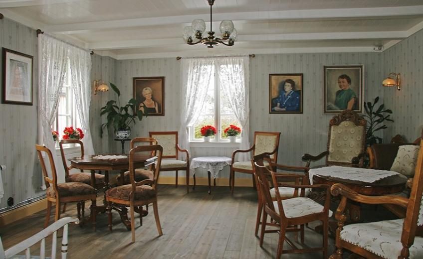 Fru Haugans Hotel- Norway