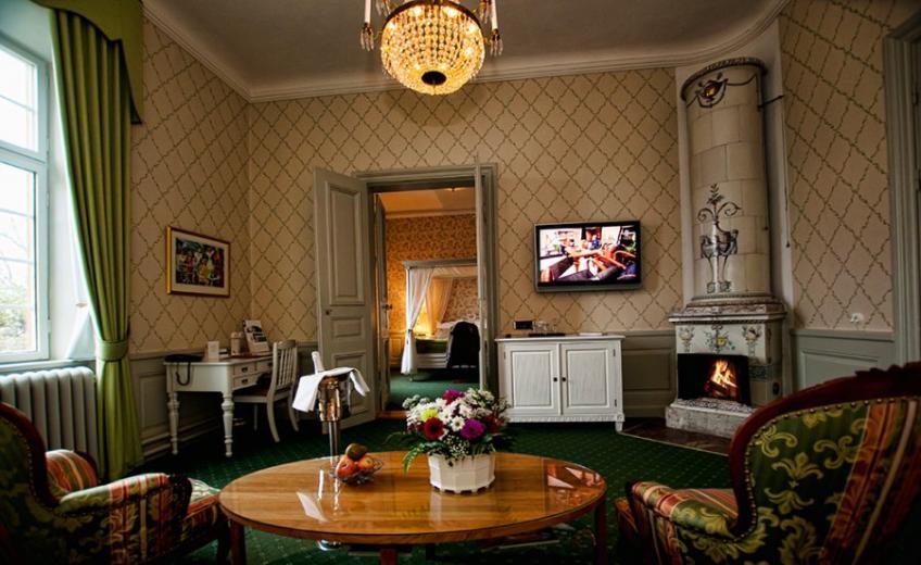 Gimo Mansion- Sweden