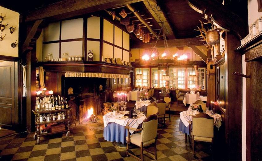 Romantik Hotel Hof zur Linde- Germany