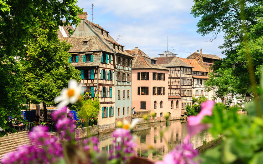 La-Petit-France.Strasbourg