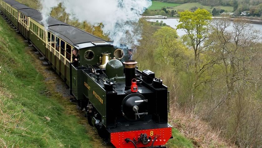 Railway-Wales