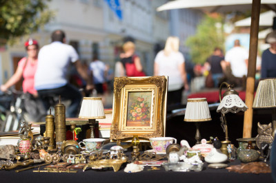 Antique markets in Europe